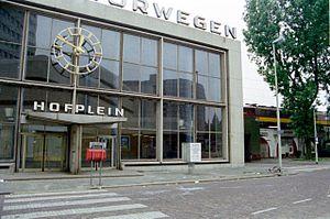 Rotterdam Hofplein railway station