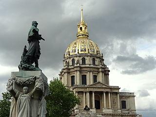 Monument to Maréchal Gallieni