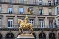 Statue of Jeanne d'Arc, Paris 16 August 2015.jpg