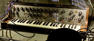 Steiner-Parker Synthacon monophonic analog synthesizer