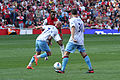 Stephen Ireland, Alex Song and Chris Herd (6867542624).jpg