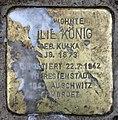 Stolperstein Helmstedter Str 27 (Wilmd) Julie König.jpg