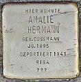 Stolperstein für Amalie Hermann (Köln).jpg
