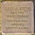 Stolperstein für Juliana Krems (Salzburg).jpg