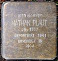 Stolpersteine Köln, Nathan Plaut (Marienburger Straße 52).jpg