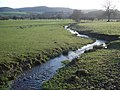 Stream near Abcott - geograph.org.uk - 653808.jpg