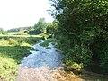 Stream near Ford Farm, Albury - geograph.org.uk - 188465.jpg