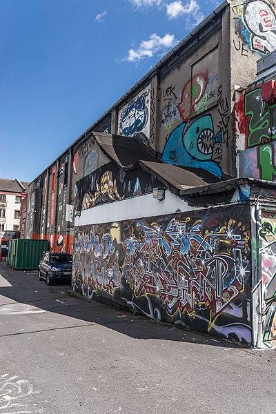 File:Street Art, Tivoli Car Park (Francis Street) - panoramio (36).jpg