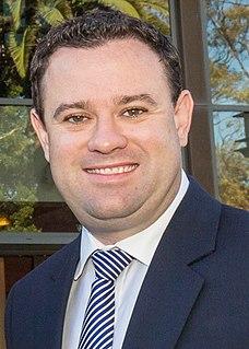 Stuart Ayres Australian politician