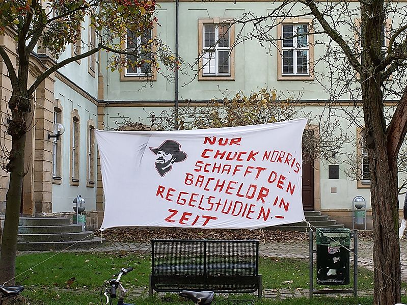 File:Studenten Protest in Bamberg-2009.jpg