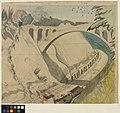 Study for the Bridge over the Arras-lens Railway (iwm Art 1163) Art.IWMART3909.jpg