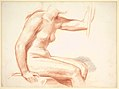 Study of a Female Nude, Seated MET DP829477.jpg