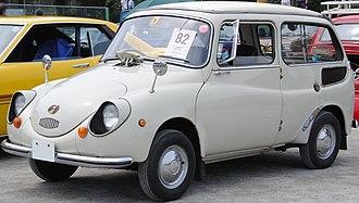 Subaru 360 - Subaru 360 Custom