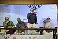 Subodh Sarkar Recites Poem - Kobitar Kothokatha - Apeejay Bangla Sahitya Utsav - Kolkata 2015-10-10 5868.JPG