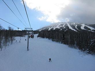 Sugarloaf (ski resort) - Image: Sugarloaf 10 07 003