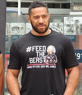 Suaia Matagi NZ & Samoa international rugby league footballer