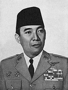 Sukarno Wikipedia