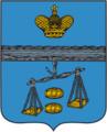 Sukhinichi COA (Kaluga Governorate) (1842).png