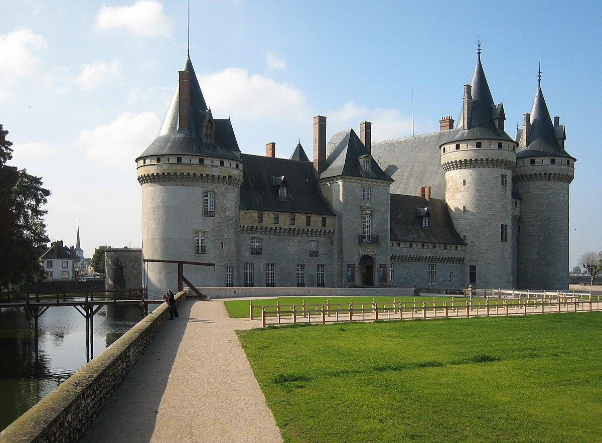 Castelo de sully sur loire wikip dia a enciclop dia livre for Clair logis sully sur loire