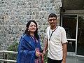 Suman Pokhrel and Adyasha Das (44615925304).jpg
