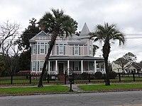 Summerall Tillman Home, Waycross Historic District.JPG