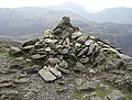 Summit cairn, Fleetwith Pike - geograph.org.uk - 1274738.jpg