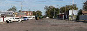 Sumner, Nebraska - Downtown Sumner