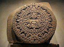 太陽の石(アステカの暦石)