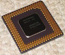 Intel Pentium 100 MHz-es processzor