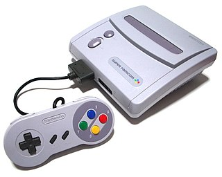 New-Style Super NES 1997 SNES version