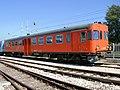 Suzzara - stazione ferroviaria - automotrice ACT ALn 2463.jpg