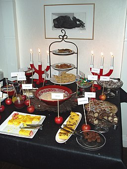 Swedish.Christmas.cuisine-Julbord.sötsaker