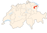 Switzerland Locator Map AR.svg