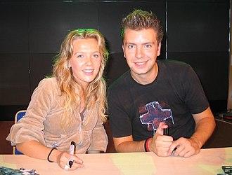 Sylver - Silvy De Bie and Wout Van Dessel (2004)