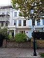 Sylvia Plath - 3 Chalcot Square Primrose Hill London NW1 8YB.jpg