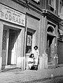 Szentendre 1940, Fő tér 11, páros portré. Fortepan 22214.jpg