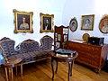 Třešť Stadtmuseum - Biedermeierzimmer.jpg