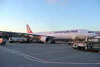 TC-JOE - A333 - Turkish Airlines
