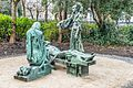 THE VICTIMS BY ANDREW O'CONNOR IN MERRION SQUARE PARK (1874 - 1941)-112771 (25779315200).jpg