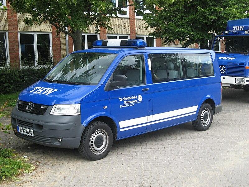 Datei:THW MTW Geschäftsstelle Lübeck.jpg