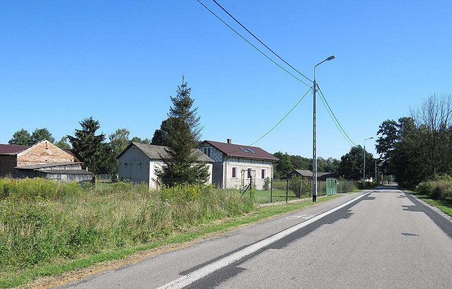 Truskawka, Masovian Voivodeship