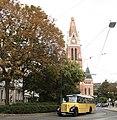TWT 2012 34 historischer Shuttlebus Laurentiusplatz.JPG