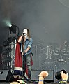Taake auf dem Party.San Open Air 2011.jpg