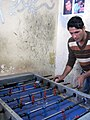 Table Football Club - west suburb of Nishapur near Shatita Mosque 12.JPG