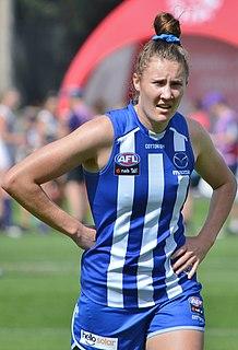 Tahlia Randall Australian rules footballer