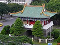Taipei City South Gate Birdview 20100731a.jpg