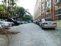 Taipei Municipal Minsheng Junior High School Car Park 20140103.jpg