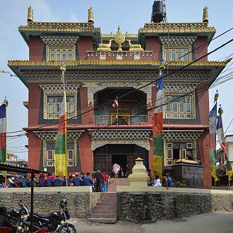Tamang people - Tamang Gompa, Jorpati (02)