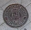 Tapa de rexistro Ourense 1970.jpg