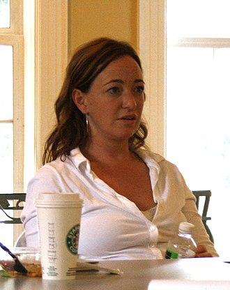 Tassie Cameron - Tassie Cameron in October 2008